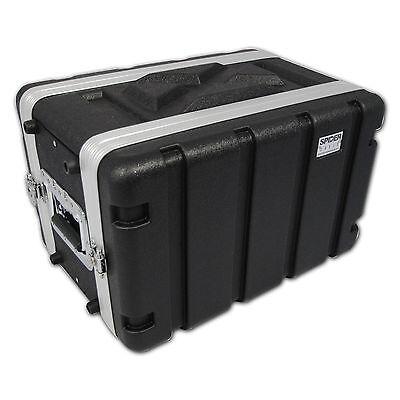 Spider Shallow ABS Plastic 6u Rack Case
