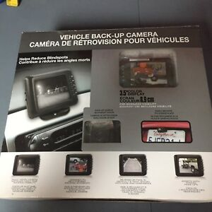 Brand new back up camera