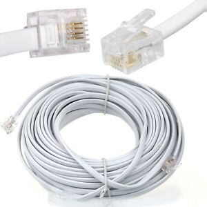 adsl extension lead: dsl/phone cables (rj-11) | ebay camera poe cable wiring diagram #10