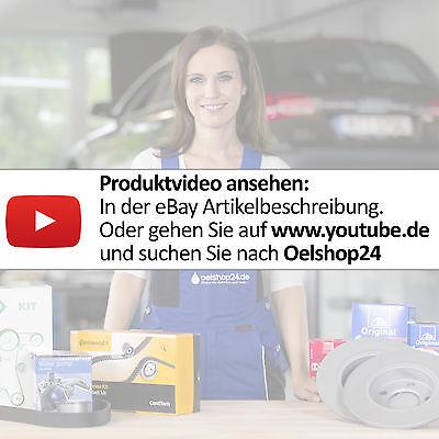 ZIMMERMANN BREMSEN SET  4 BREMSSCHEIBEN + 8 BREMSBELÄGE VORNE + HINTEN VW GOLF 4