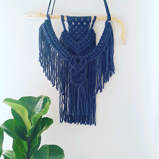 Macrame on driftwood Thornlands Redland Area Preview
