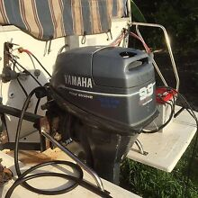 Yamaha 9.9 4 stroke outboard Helensvale Gold Coast North Preview