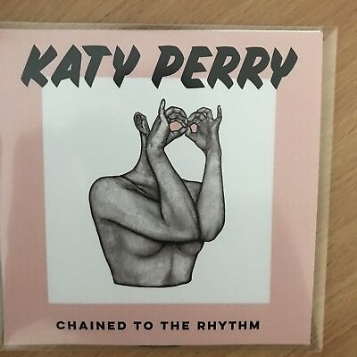 Katy Perry - Chained To The Rhythm - rare Eu Cd Promo