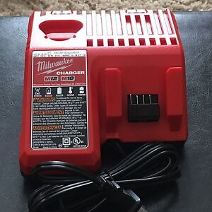 Milwaukee m12 and m18 charger brand new Peterborough Peterborough Area image 1