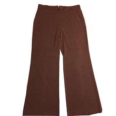 Anthropologie Cartonnier Dress Pants Wide Leg Size 14