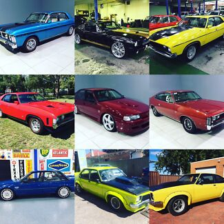 Wanted: Muscle cars wanted