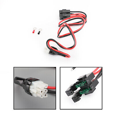 Short-Wave Power Cord Cable For YAESU FT-857D/897D ICOM IC-725A IC-78 706 GB for sale  Shipping to Ireland