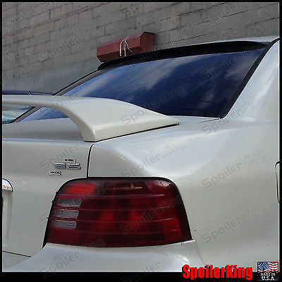 Mitsubishi Galant 1999-2003 Rear Roof Spoiler Window Wing Polyurethane 284R