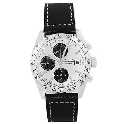 Eberhard & Co. Champion Men's Chronograph Automatic Swiss Made Watch 31044.11