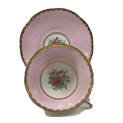 AUTUMN FABULOUS DESIGN Vintage Gainsborough 1960/'s side plates x 2 Bone China