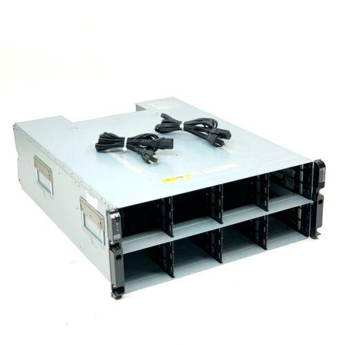 NetApp NAJ-0801 DS4243 Storage Array Enclosure 2x IOM3 Controllers 2x PSU