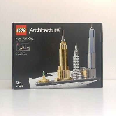 LEGO Architecture New York City (21028) - BRAND NEW IN BOX