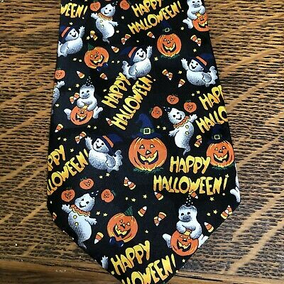 Novelty Happy Halloween NecktieTie / Pascal handmade in Korea Costume Cosplay](Halloween Korea)