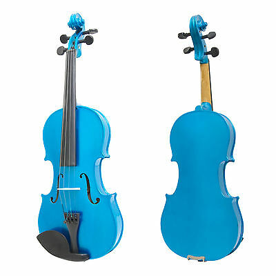 Brand New Mendini 4/4 3/4 1/2 1/4 1/8 Violin +Tuner+Case+Bow+Rosin+Strings