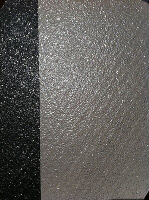 Glitter Effekt Wandlasur Wandfarbe Glitzer SILBER 1Liter / 12,50 Euro