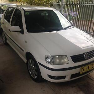 VW Polo  2001 Dora Creek Lake Macquarie Area Preview