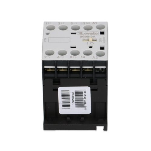 LOVATO MINI CONTACTOR RELAY 230V 20A 3xN/O DISHWASHER FRYER OVEN 11BG0910A230