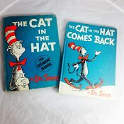 Dr Seuss The Cat in The Hat Comes Back
