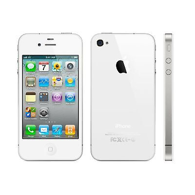 iPhone 4s 16GB White (Unlocked) Fair Condition