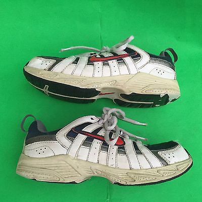 118a9083a517 NIKE boy s fashion running walking athletic shoes size--1.5Y