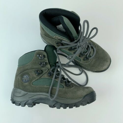 Merrell Eagle Graphite Green Mid Hiking Boots Womens Size US 5