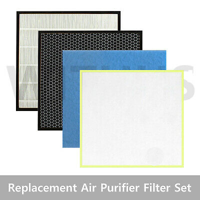 Compatible Replacement Air Purifier Filter Set for COWAY AP-3008FH / 3008FHH