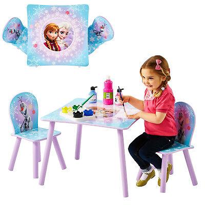 Kindersitzgruppe Disney Frozen Sitzgruppe Kinder Möbel Kinderstühle Kindertisch