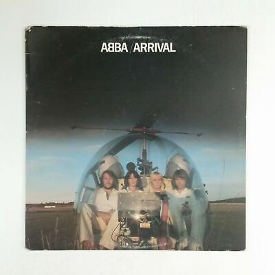 "ABBA Arrival SD18207 LP Vinyl VG++ Cover VG+ Sleeve 1977 ""Dancing Queen"""