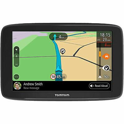 TomTom Go Basic 5 Zoll Navigationsgerät Europa Wi-Fi TMC Pkw-Navi