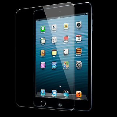 (Lot 10) 10x Real Tempered Glass Screen Protector for Apple iPad Air , Air 2