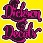 Dickson Decals