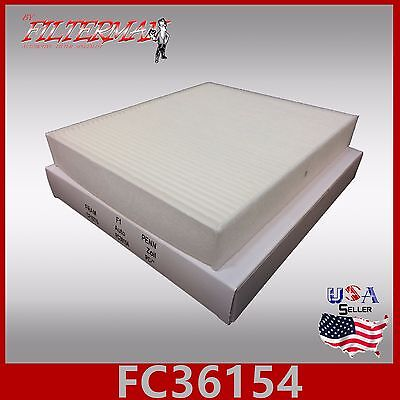 Fc36154 Caf1872 Vca 1078 Cabin Air Filter  2012 14 Chevy Orlando   2012 18 Sonic