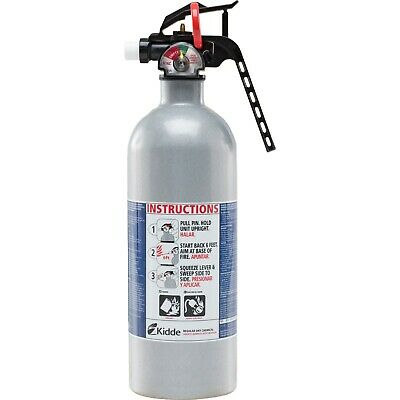 Kidde Fire Auto Fire Extinguisher Model Fx5 Ii 5 Bc Rated New