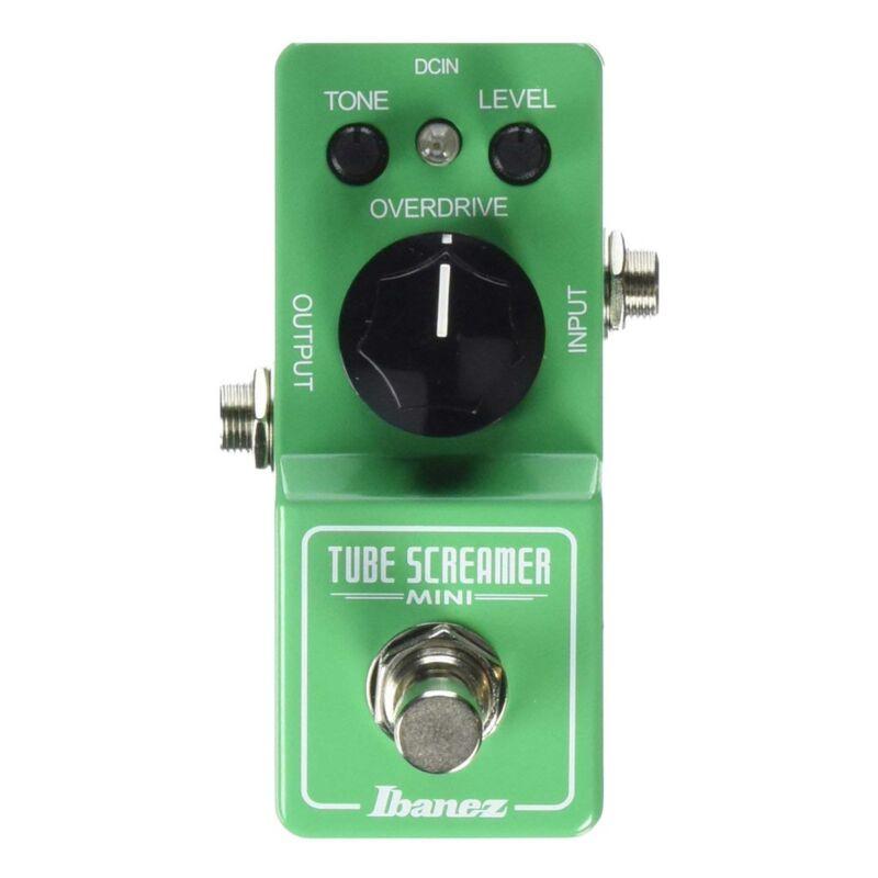 Ibanez TS Mini Tube Screamer Guitar Overdrive Pedal TSMINI