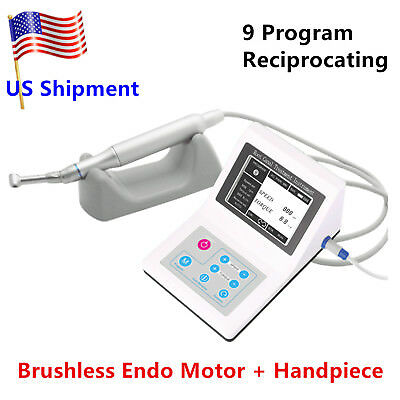 Nsk Coxo Reciprocating Dental Electric Endo Motor Endodontic Handpiece 9p