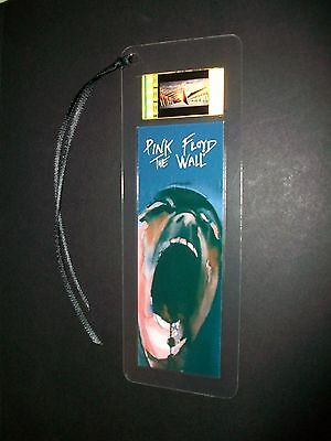 PINK FLOYD THE WALL Classic Movie Film Cell Bookmark Memorabilia Collectible