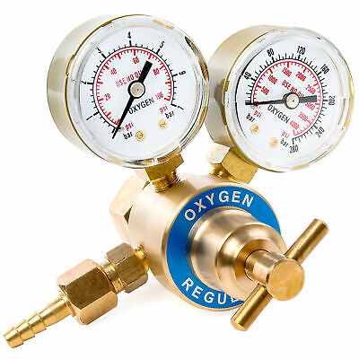 Oxygen Gas Welding Welder Regulator Pressure Gauge Victor-style Cutting Cga540 F