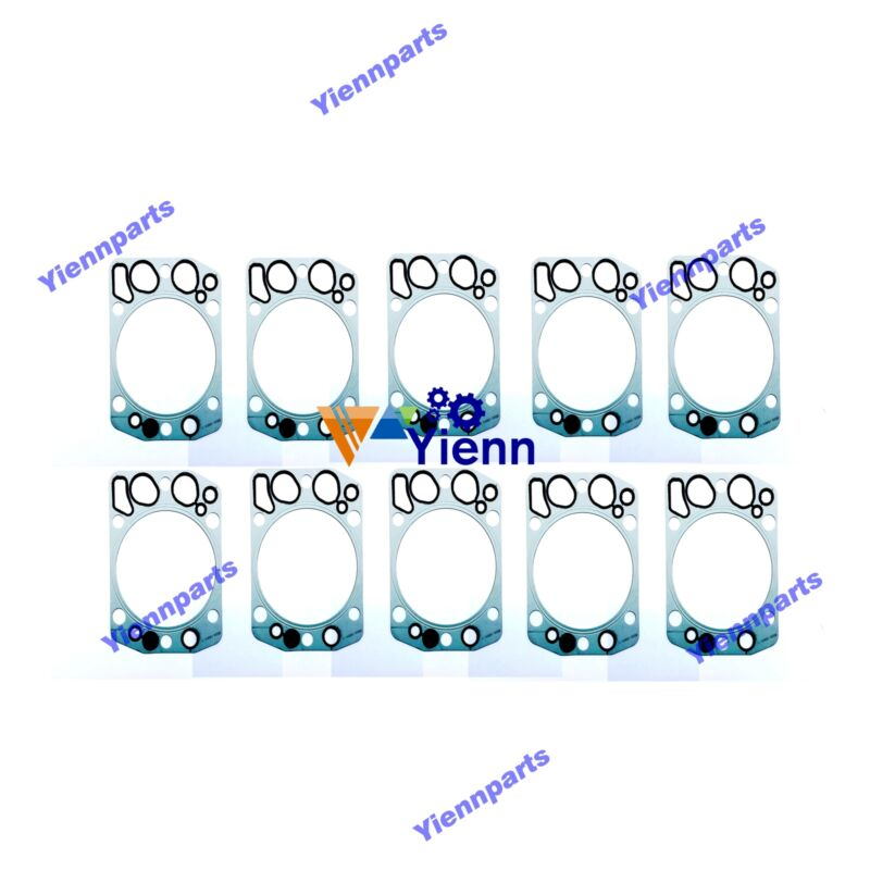P180LE PU180TI cylinder head gasket for Doosan Daewoo generator engine set