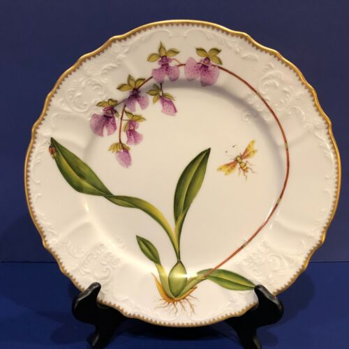 Anna Weatherley Orchids Dinner Plate