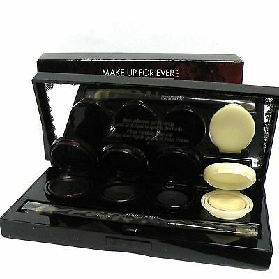 MAKE UP FOR EVER Black Tango Palette 4 Aqua Cream Waterproof Eyeshadow/Liner $45
