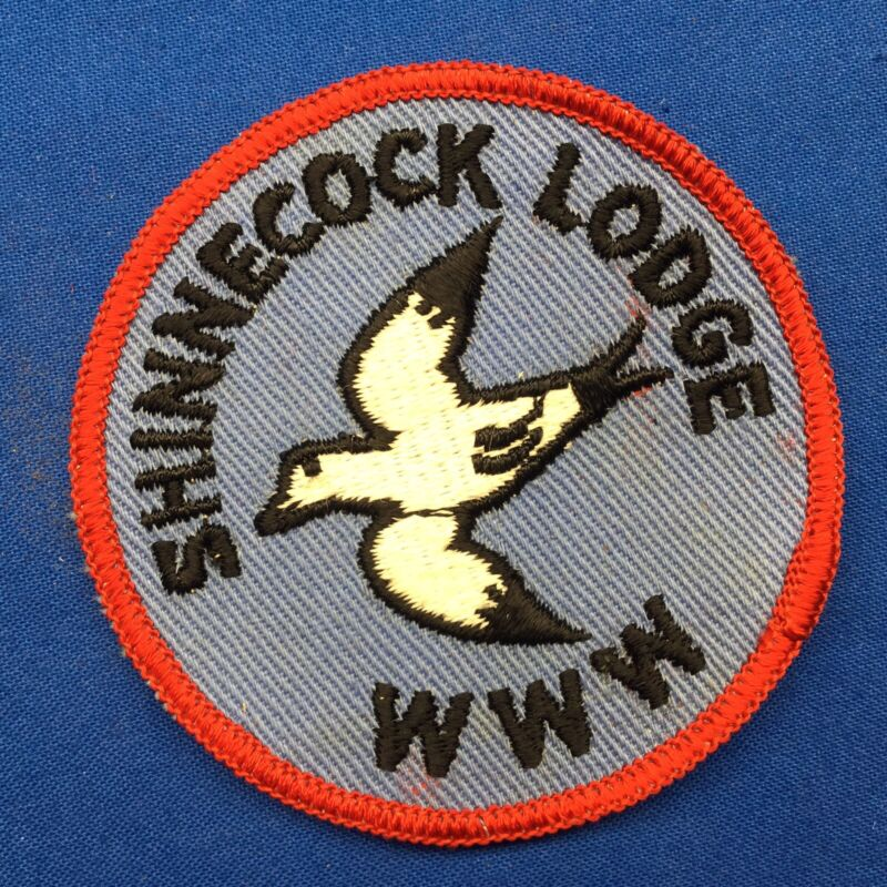 Boy Scout OA Shinnecock Lodge 360 R2 Order Of The Arrow Patch Long Island NY