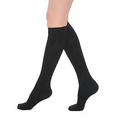 2X Compression Socks Firm Support Open/Closed Toe 30-50mmHg Graduated Stockings