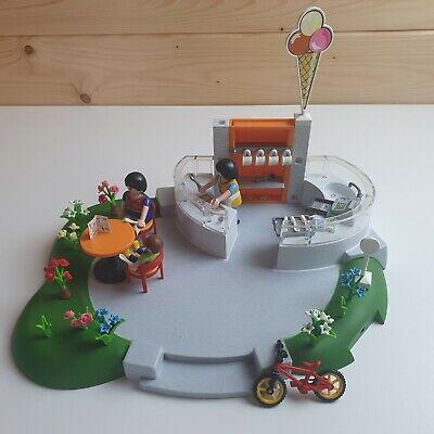 Playmobil Ice cream parlour shop 4134 Superset