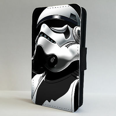 Star Wars Awesome Stormtrooper Movie FLIP PHONE CASE COVER fit IPHONE & SAMSUNG