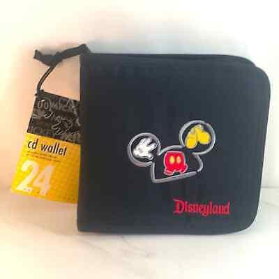 Mickey Mouse Disneyland Cd Wallet
