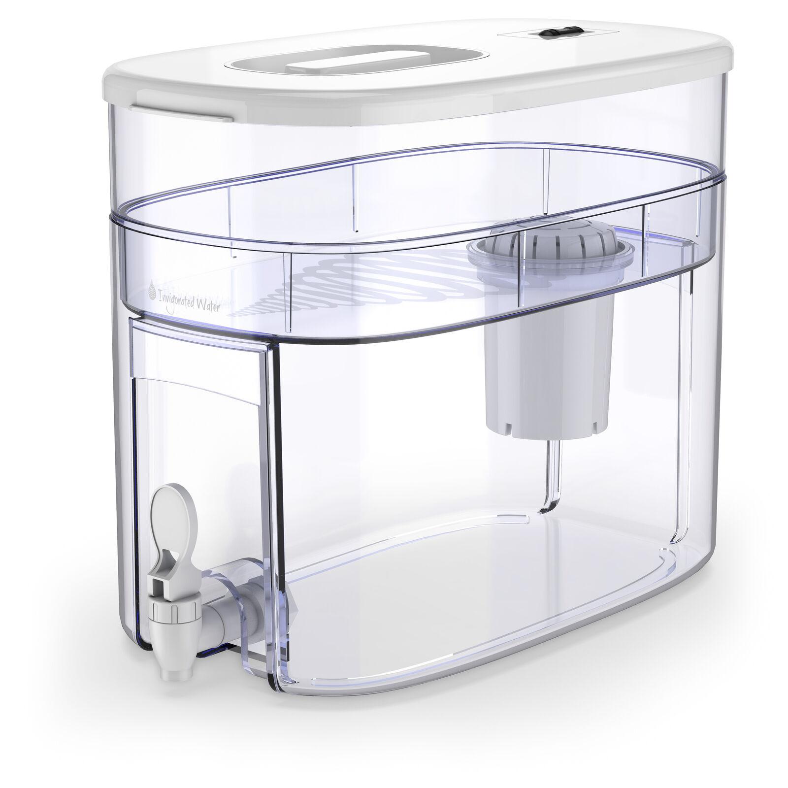 pH RECHARGE Alkaline Water Ionizer Machine – Countertop Wa