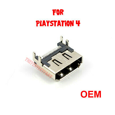 OEM HDMI Port Socket Interface Connector For Sony PlayStation 4 PS4 Motherboard