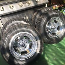 Jelly bean wheels Ford Falcon ChargerValiant Chrysler Brisbane City Brisbane North West Preview