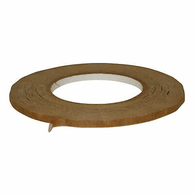 Jvcc Fppt-01 Kraft Flatback Paper Packaging Tape 14 In. X 60 Yds. Brown