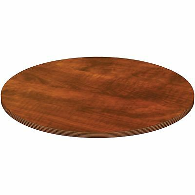 Lorell Chateau Round Table Top 42 D Cherry 34381